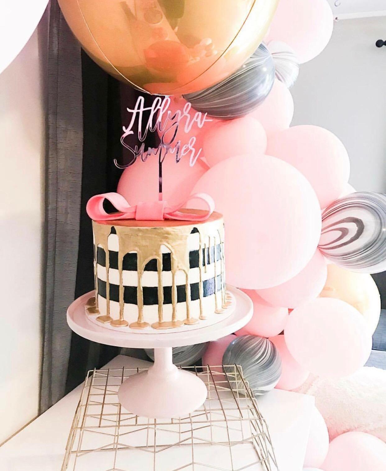Kate Spade Cake