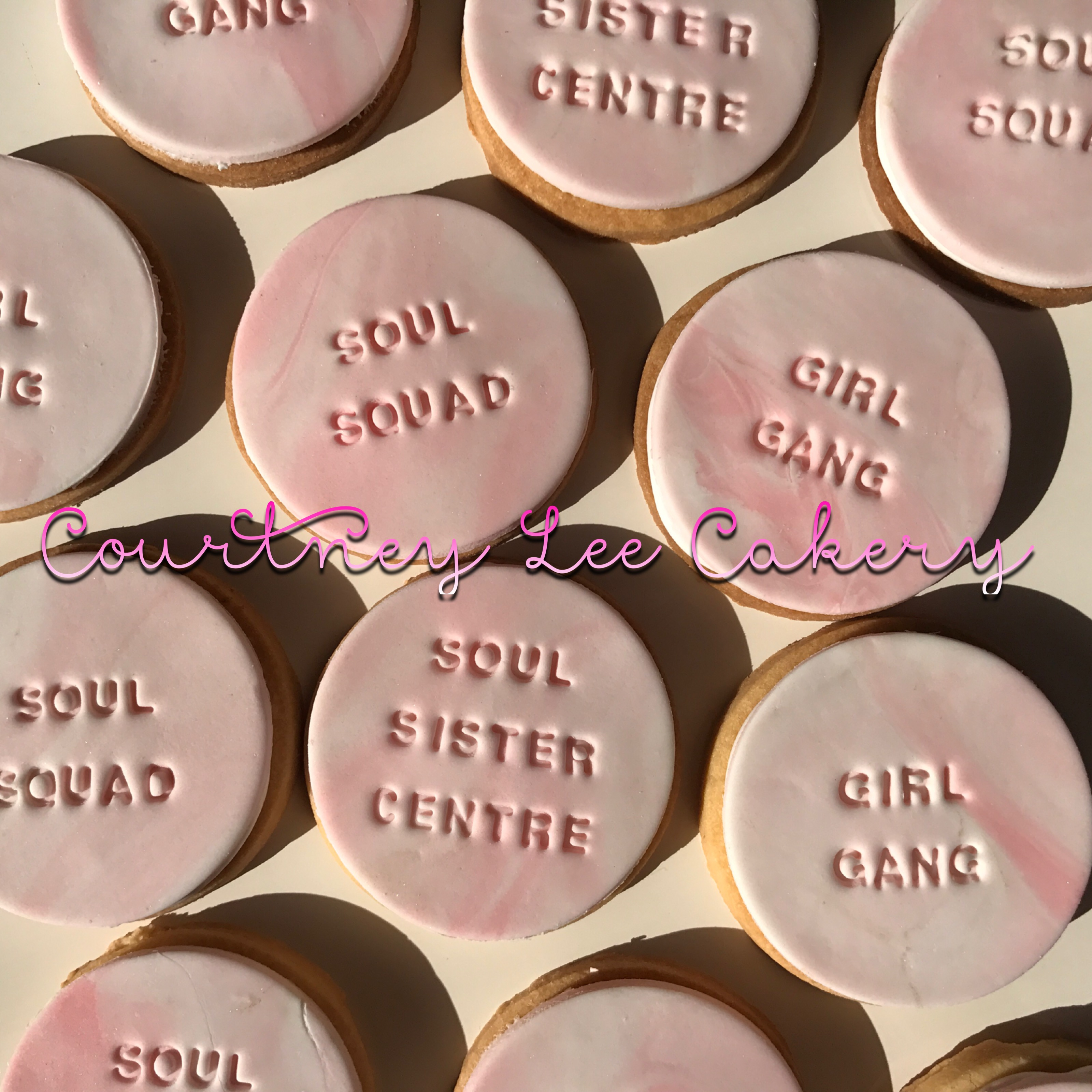 Soul Sister Cookies