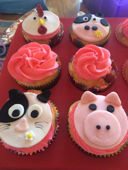 Facebook - SPCA cupcakes