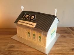Glenfield Community Centre Cake