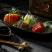 Variado Sashimi Comida asiática Málaga