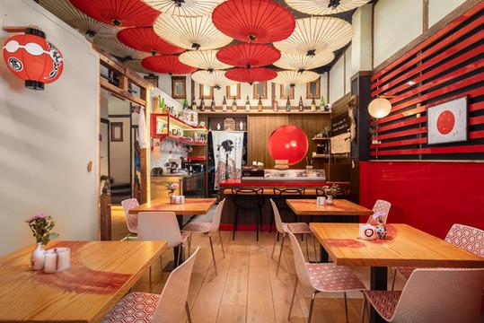 Okami Restaurante Japonés Sushi MálagaG