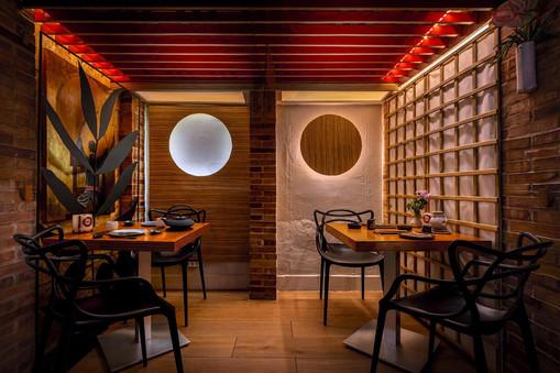 Okami Restaurante Japonés Málaga Sushi