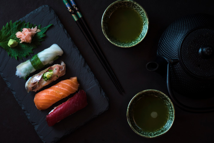 Okami Málaga Sushi