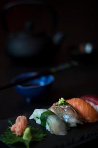 Variado Niguiri Okami Málaga Sushi