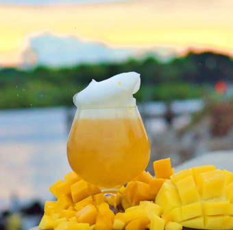 Mango Sour Ale -  Craft Beer for Taproom Sales