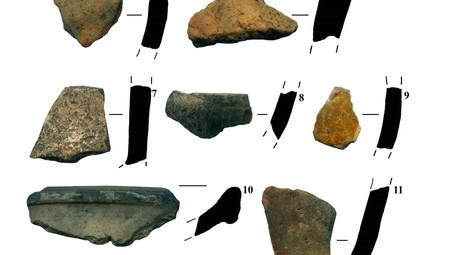 В Бобровском районе найдены пять новых памятников археологии