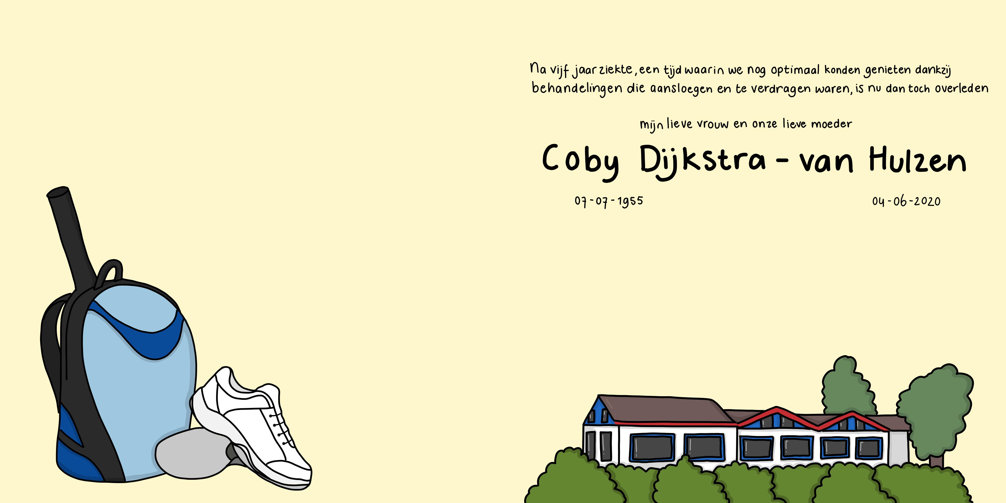 Coby binnenkant