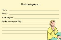 herinneringskaart