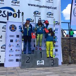 Campeonato España Esquí Alpino 2017