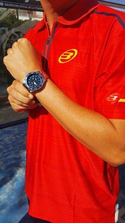 Reloj Oficial RS-FEP