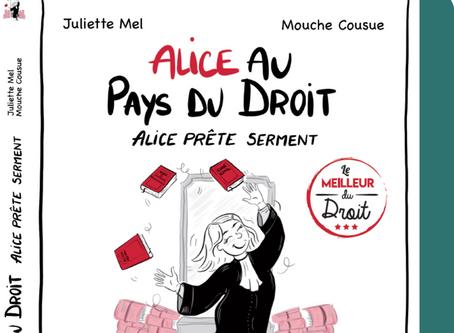 Alice au Pays du Droit - Tome 1 : Alice prête serment