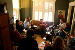 Hilarie Banjo Class Jan 2014.jpg