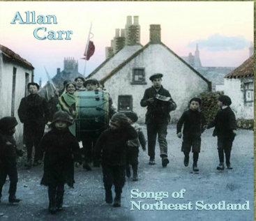 """Allan Carr """"Songs of Scotland"""""""
