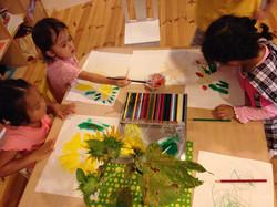 Sunflower artist impression
