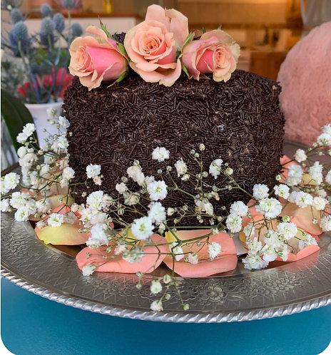Small Brigadeiro Cake
