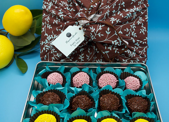 Mother's Day Brigadeiro Box of 12