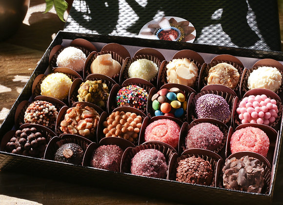 Gift Box of 24 (make your own box with 4 flavors)