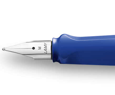 Lamy safari - blau
