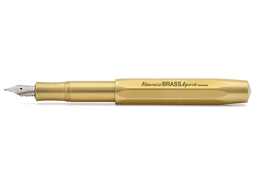 Kaweco Tintenroller Brass Sport