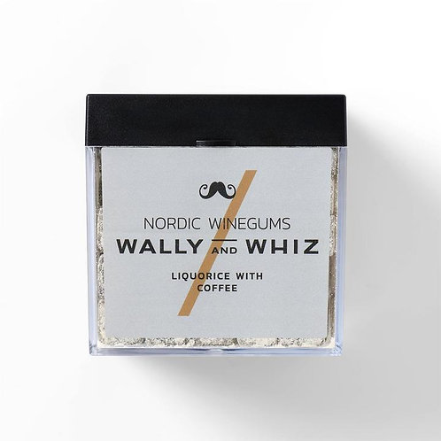 Nordische Lakritze - Lakritz/Kaffee - Wally and Whiz