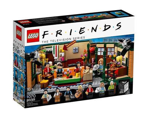 Lego Friends Central Perk Cafe - Lego 21319