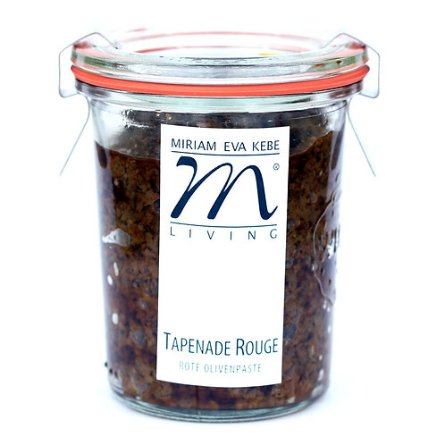 Tapenade rouge - rote Olivenpaste - Miriam Kebe