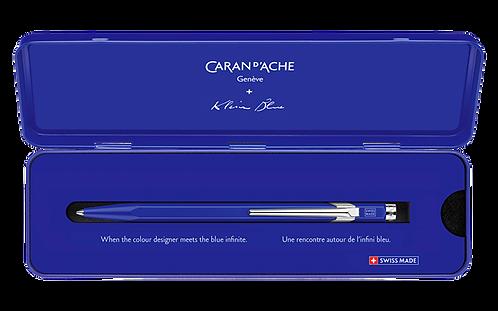 Caran d´Ache Kugelschreiber 849 - Limited Edition Klein Blue