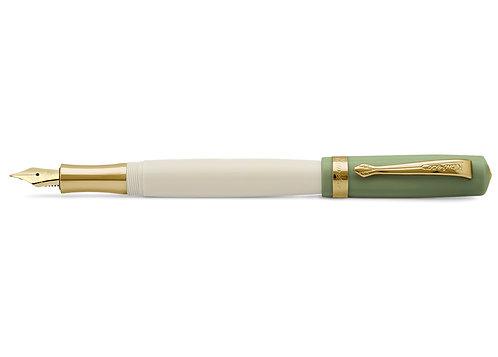 Kaweco Füller Student Edition 60ies swing - grün, gold