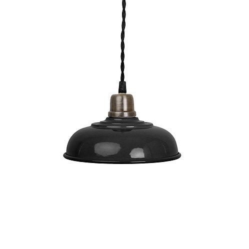 Deckenlampe, Vintage Lampe Birgith,schwarz