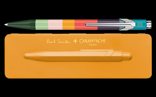 Caran d´Ache 849 - Limited Edition Paul Smith orange