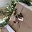 Thumbnail: Juteband, Geschenkband, rot-weiß