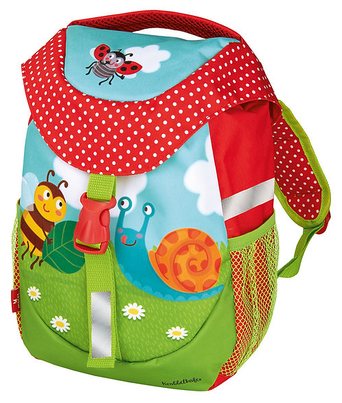 Rucksack für Kinder - Krabbelkäfer