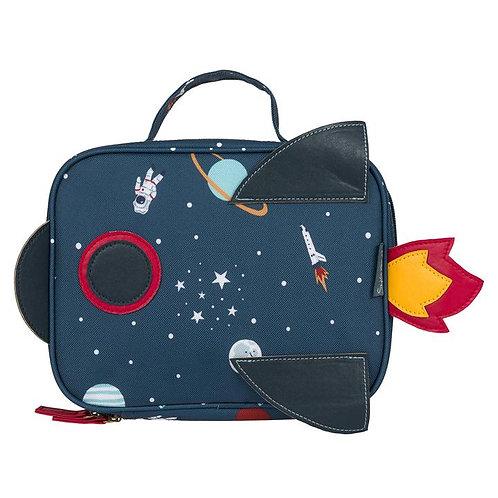 Lunch Bag, Verpflegungstasche für Kinder Weltall von Sophie A