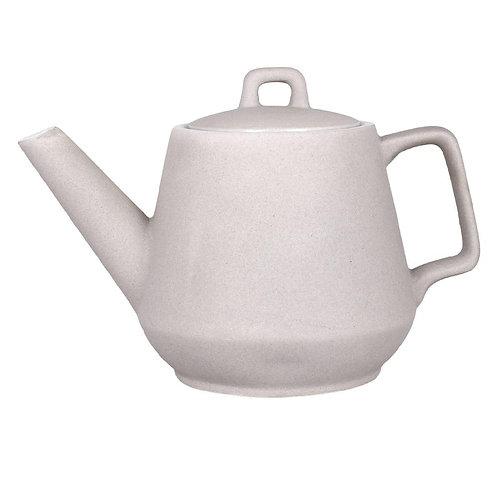 Teekanne, Teetopf Einar, Steingut, innen weiss lasiert