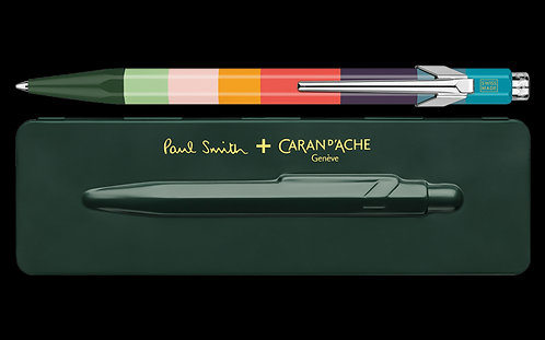 Caran d´Ache 849 - Limited Edition Paul Smith racing green