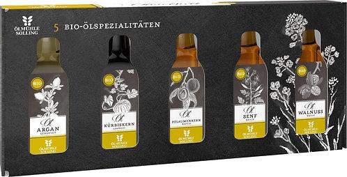 Nussige und Kernige Öle - 5 Öle zum Testen und Genießen