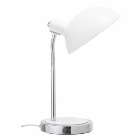 Tischlampe Stalia - weiss