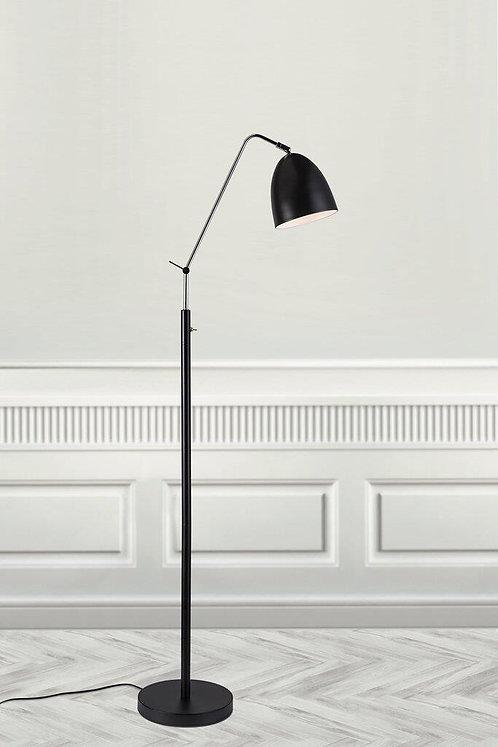 Stehlampe Nordlux Alexander - schwarz