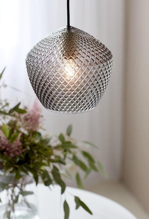 Deckenlampe Nordlux Orbiform - graues Rauchglas