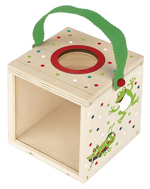 Beobachtungsbox / Becherlupe - Krabbelkäfer