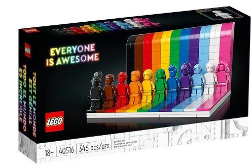 Lego Everybody is awesome - Lego 40516