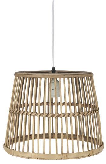 Deckenlampe aus Bambus