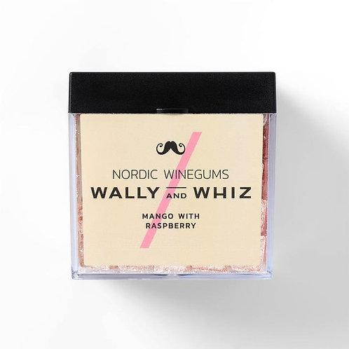 Nordisches Weingummi - Mango/Himbeer - Wally and Whiz