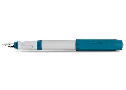 Kaweco Füller Perkeo - Old Chambray - weiss, blau