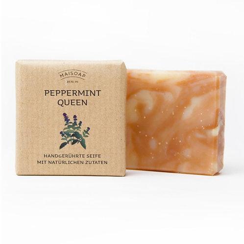 Natürliche Seife: Peppermint Queen