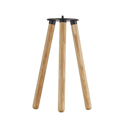 kleiner Dreibein für Nordlux Kettle - Holz
