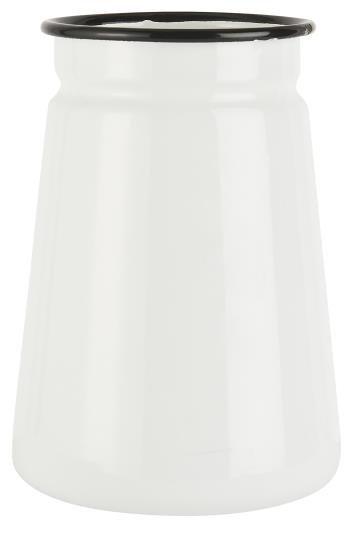 Vase aus Emaille