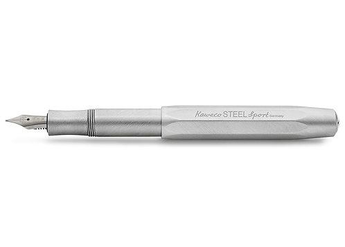 Kaweco Füller Steel Sport