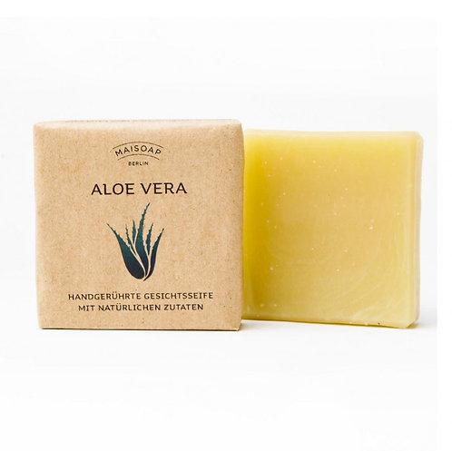 Natürliche Seife: Aloe Vera